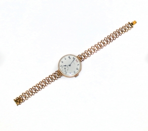Часы швейцарской марки «CYMA» (Myriade)