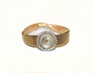 Женские наручные механические часы Женева (GENEVA)