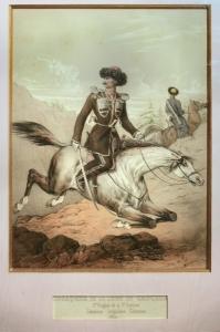 Пажоль Шарль-Пьер граф (1812-1891) «Военный костюм»