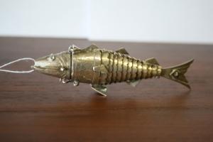 Ароматник в виде рыбки
