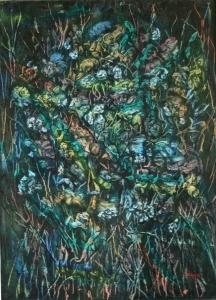 Царфин (Зарфин) Файбич-Шрага  «Букет цветов»