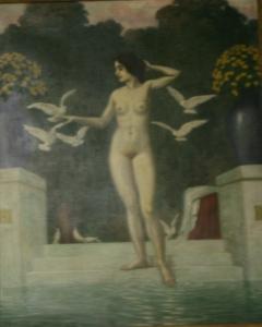 Вальтер Эйнбек (Walter Einbeck)  «Аллегория красоты»