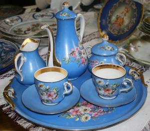 Чайный сервиз «Тет-а-тет»