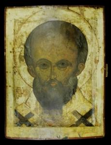 Икона «Святой Николай чудотворец»