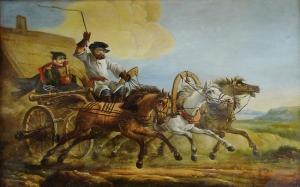 Орловский Александр Осипович «Ямщик, не гони лошадей...» (вариант I)