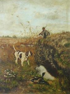 Бодлер М.  «Охота»
