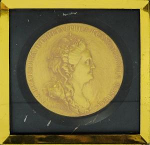 Медаль в память рождения Великого князя Константина Павловича, 27 апреля 1779 г.