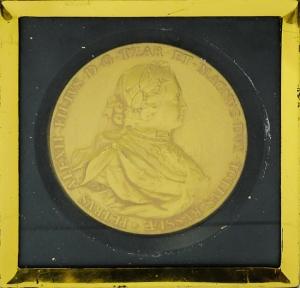 Медаль в память учреждения флота в России