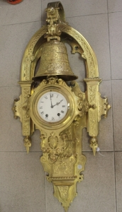 Часы «ЯМЩИЦКИЕ» в пан-русском стиле