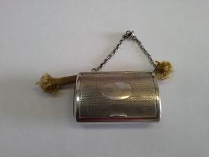 Табакерка на цепочке.