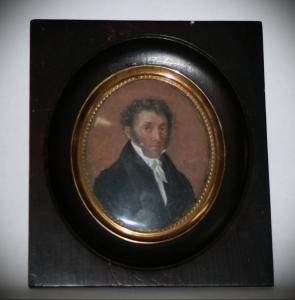 Неизвестный художник Портрет А.С. Пушкина