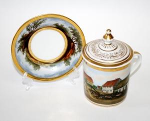 Чайная пара для заварки чая